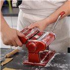 Red Marcato pasta-making machine