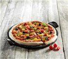 Smooth Stone Pizza 37 cm anthracite Charcoal Emile Henry