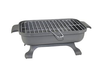 Cast iron table barbecue