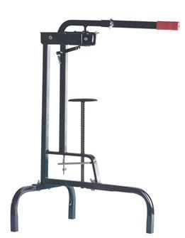 Cork sealing machine