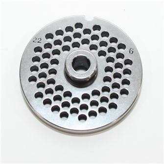 6 mm plate for n° 22 grinders