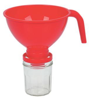 Jam funnel