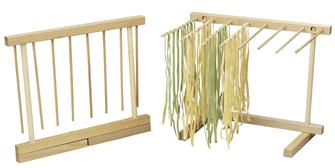 Wooden pasta dryer