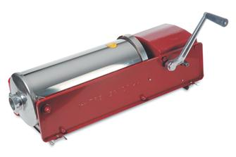 Horizontal 15 litre meat stuffer