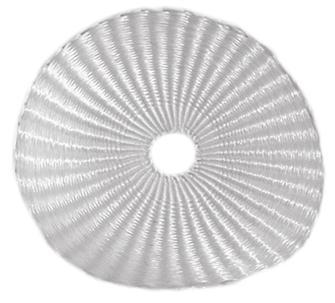 Filter mat 45 cm