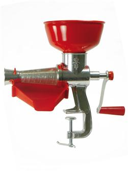 Manual aluminium tomato machine / strainer