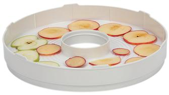 Tray for food dehydrator