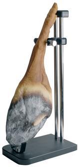 Spanish-style ham holder