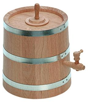 Oak vinegar maker 6 litres