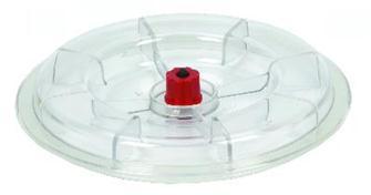 Lid for vacuum sealing 22 cm diameters