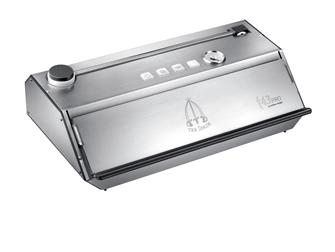 Professional stainless steel Tre Spade Takaje vacuum sealing machine 43 cm