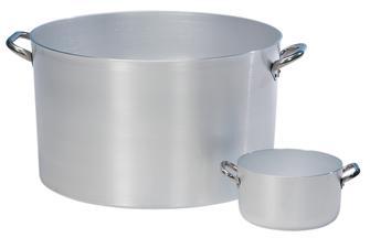 Aluminium stew pot 20 cm
