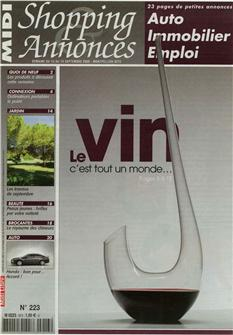 Midi shopping annonces n°223 (Midi shopping small ads n°223)