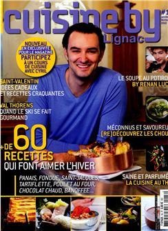 Cuisine by Lignac n°18 (Cooking with Lignac n°18)