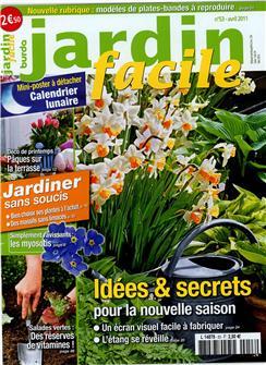Jardin facile n°53 (Easy Gardening n°53)
