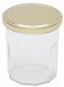 370 g. jam jars by 16