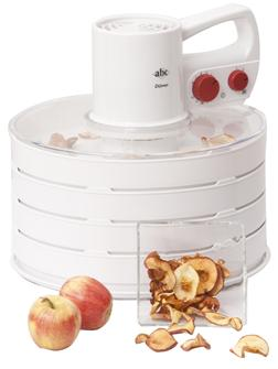 Food dehydrator / dryer with 3 elements