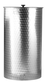 50 litre stainless steel vat
