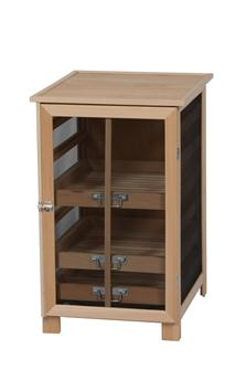 Fruit and vegetable storage cabinet 6 levels