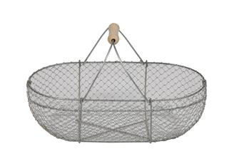 Wire basket 25 l.