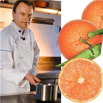 Citrus sauce recipe by Chef Tenailleau
