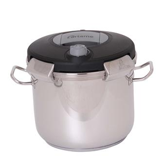 Pressure cooker with a clip lid - 8 litres