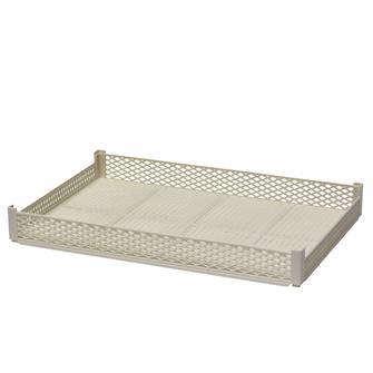 5 stackable trays for dehydrators SECBIO05 / 10 and SECBSI05 / 10