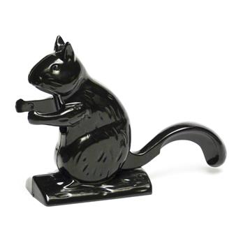 Black squirrel nutcracker