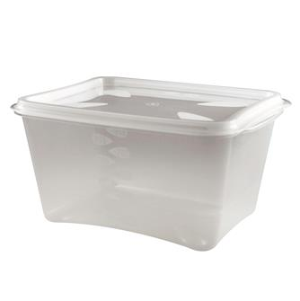 30 freezer boxes - 900 g - with lids