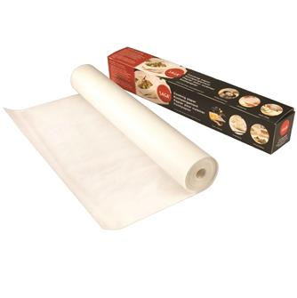Roll of siliconised baking paper 50 m