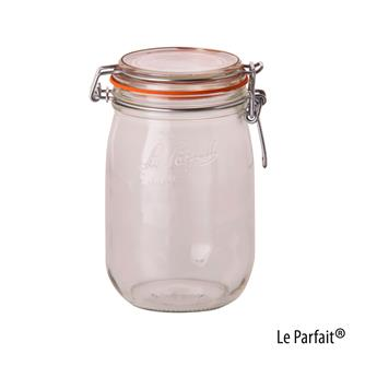 Le Parfait® Jar 1 litre by 6