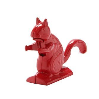 Red squirrel nutcracker