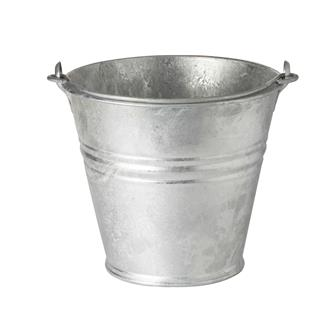 Galvanised 8 litre bucket