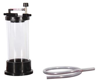 Filter for pressure filling machine