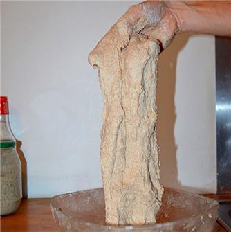 Why does dough rise?