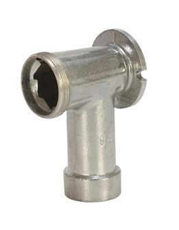 Meat grinder body for type 5 Reber grinder