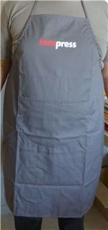 Grey Tom Press apron
