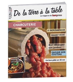 Tom Press Magazine special Charcuterie 2014