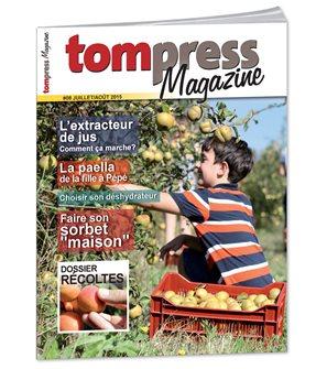 Tom Press magazine July-August 2015