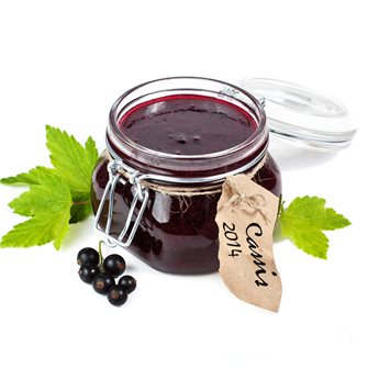 Recipe for blackcurrant jelly
