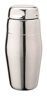 Stainless steel 18/10 shaker