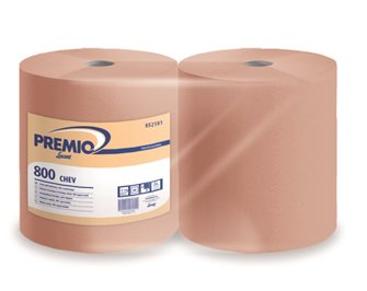 2 rolls of smooth T1000 chamois paper towels