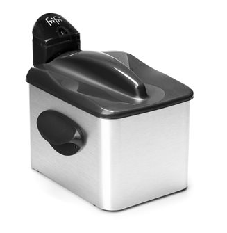 Deep fryer tank 3.5 i aluminum body