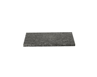 Marble appearance granite pastry board measuring 30x40 cm