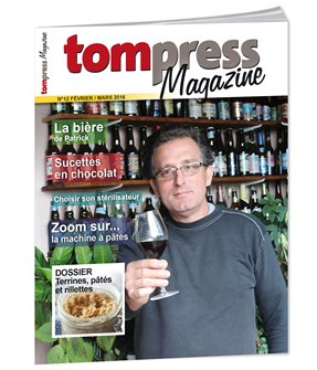 Tom Press Magazine February-March 2016