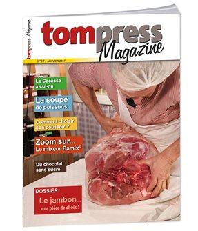 Tom Press Magazine January 2017