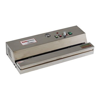 Stainless steel vacuum sealing machine Reber Pro 55