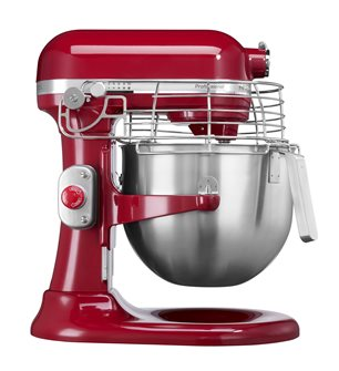 Professional red robot with 6.9 liter bowl
