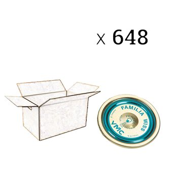 Familia capsule Wiss® 100 mm per carton of 648
