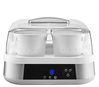 2 in 1 yoghurt and cheese maker